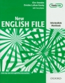 New English File Intermediate Workbook + CD