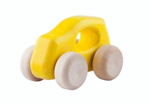 Samochodzik F500NEW Żółty