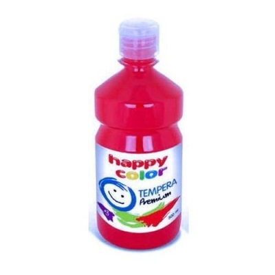 Farba Tempera Premium Happy Color 1000ml magenta nr 22 (HA 3310 1000-22)