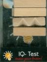 IQ-Test Puzzle Konstrukcja