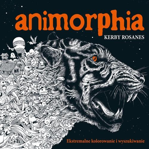 Animorphia Ekstremalne kolorowanie i wyszukiwanie Rosanes Kerby