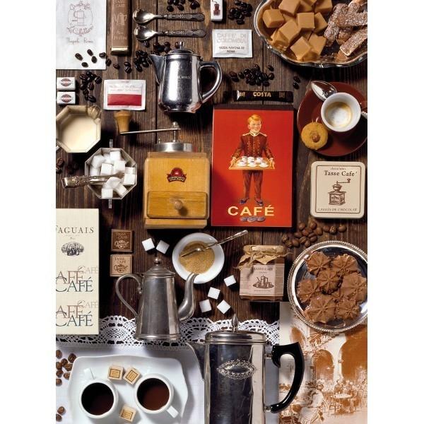 500 EL. Kolekcja Kawy