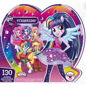 My Little Pony Equestria Girls Album z naklejkami (FAS76708) FAS76708