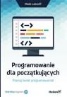 Programowanie dla początkujących  Lassoff Mark A.