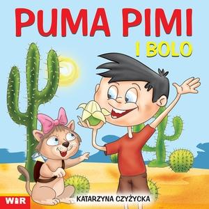 Puma Pimi i Bolo - cz.2 sylaby ze spółgł. B i L Katarzyna Czyżycka