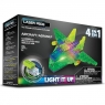 LASER PEGS 4 in 1 Aircraft (MPS100B)