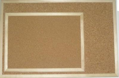 Tablica korkowa 50x100 rama drewniana (TK56)