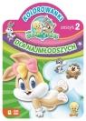 Kolorowanki dla najmłodszych Zeszyt 2 Baby Looney Tunes