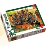 Puzzle 160 Słodkie tygryski  (15208)