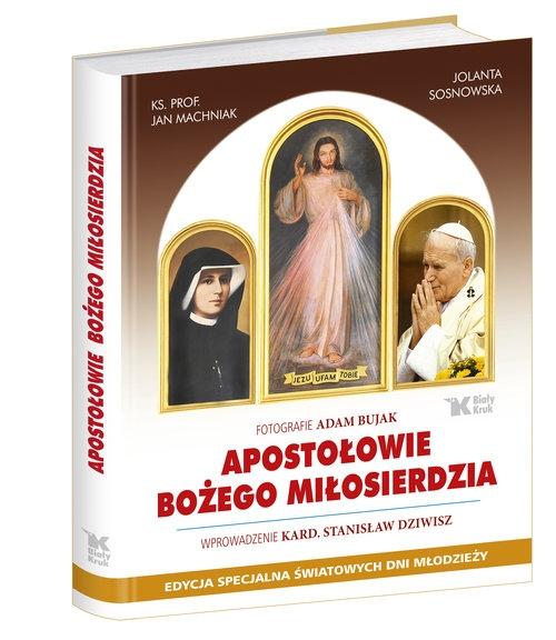 Apostołowie Bożego Miłosierdzia Sosnowska Jolanta, Machniak Jan, Dziwisz Stanisław