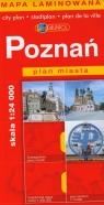 Poznań Plan miasta 1: 24 000