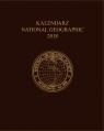 Kalendarz National Geographic-edycja 2018 brązowy