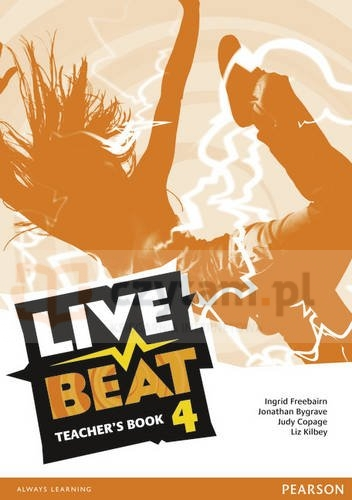 Live Beat GL 4 Teacher's Book
