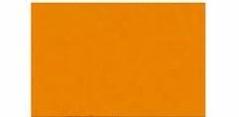 brystol kolorowy Protos A1 pomarańczowy fluorescencyjny 20 arkuszy