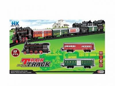 Zestw lokomotywa  34x59x7cm