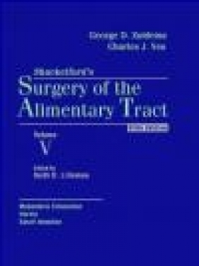 Shackelford's Surgery of Alimentary Tract v 5