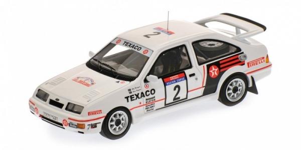 Ford Sierra RS Cosworth #2 Blomqvist/Grundel Tour de Corse 1987 (437878002)