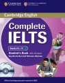 Complete IELTS Bands 6.5-7.5 Student's Book with answers + CD