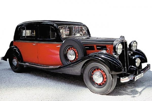 SIGNATURE 1935 Maybach SW 35 Lim.