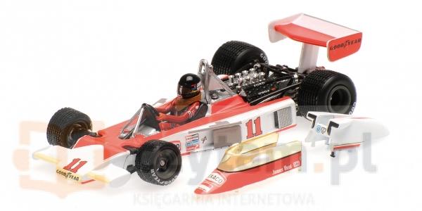 MINICHAMPS McLaren Ford M23 #11 (530764391)