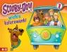 Scooby Doo! Wielkie kolorowanki 1