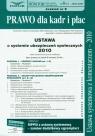 Ustawa o systemie ubezpieczeń społecznych 2010