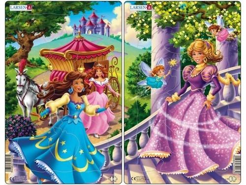 Puzzle Księżniczki 11