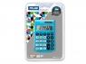 Kalkulator Pocket Touch niebieski MILAN