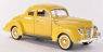 MOTORMAX Ford Coupe 1940 (yellow) (73108)