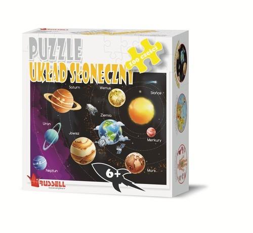 Puzzle 100: Układ Słoneczny