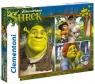 Puzzle 3x48 el Shrek (25208)