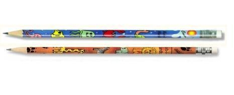 Ołówek grafit. z gum. 1231/AN animals (36szt)