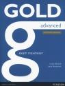 Gold Advanced Exam Maximiser Edwards Lynda, Newbrook Jacky