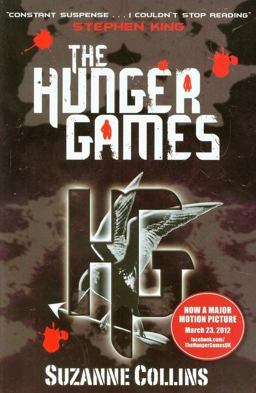 The Hunger Games (Uszkodzona okładka) Collins Suzanne