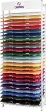 Karton kolorowy Canson Colorline pomarańczowy 150g 500x650 (0041-008)