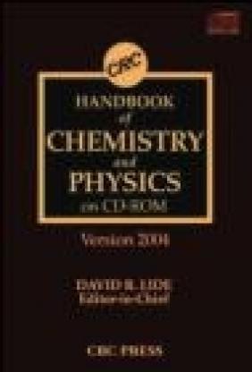 Handbook of Chemistry D Lide