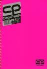 Brulion A4 CoolPack 200 kartek różowy neon