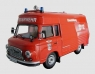 IXO Barkas B1000 SMH-3 F euerwehr Germany