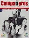 Companeros 1 Ćwiczenia Castro Francisca, Rodero Ignacio, Sardinero Carmen