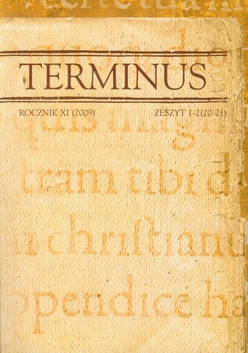 Terminus 2009/1-2