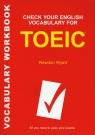 Check Your English Vocabulary for TOEIC Sprawdź swoje słownictwo do egzaminu TOEIC