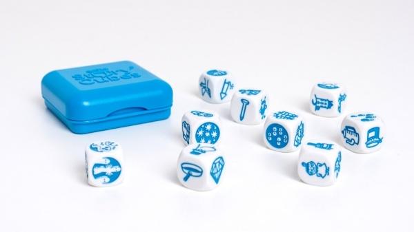 Story Cubes: Muminki Rory O'Connor