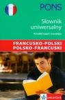 PONS słownik uniwersalny francusko-polski polsko-francuski Stanisławska Agnieszka