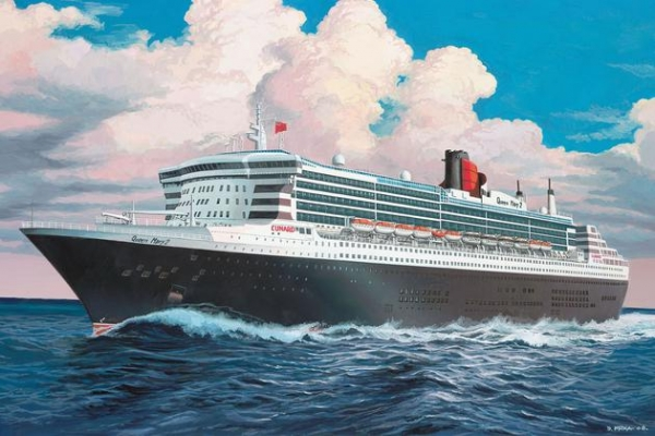 REVELL Queen Mary 2 (05808)