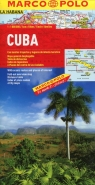 Kuba mapa 1: 1 000 000 Marco Polo