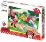 Puzzle Dino 100xl Minnie (771086)