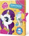 My Little Pony Teczka stylistki + naklejki