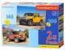 Puzzle Samochody terenowe 165 i 300 2w1 (021086)