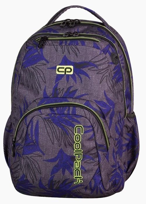 Coolpack - Smash - Plecak młodzieżowy - Palm Leaves