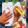 Pocztówka 3D Drogi Mikołaju